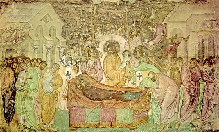 Uspenije Presvete Bogorodice Manastir Sopocani